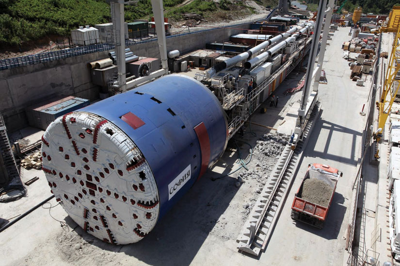 establish a tbm on site Dennis ratcliffe is an attorney and civil engineer serving as vta's bart extensions program director he wrote this article vta is evaluating a tunneling methodology.
