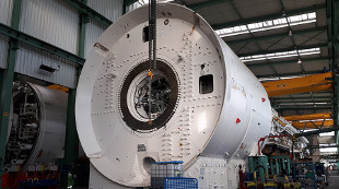 First three TBMs for UK HS2 project in manufacture