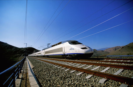 Spanish and UK firms team up to bid for High-Speed 2 project design