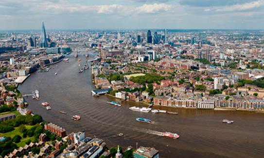 <£2.4 billion Thames tunnel will reduce CSOs into London's River Thames