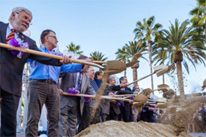 USA underground projects are absent from the KPMG 2014 Top 100, but recent groundbreaking on LA Metro Purple Line and a succession of CSO tunnels ensure future tunnelling activity