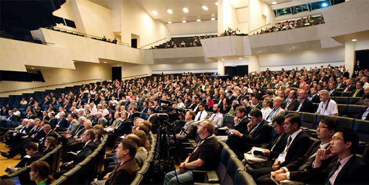 Conferences, the venue for open, on-the-record discussion
