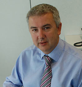 Mike Black, geotechnical manager, Crossrail project
