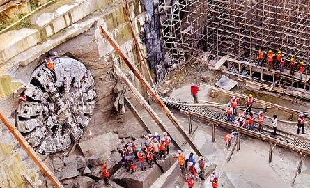 After 22 months TBM Krishna breaks through at Chickpet (31 August 2015)
