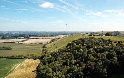 The Chilterns – Area of Outstanding Natural Beauty