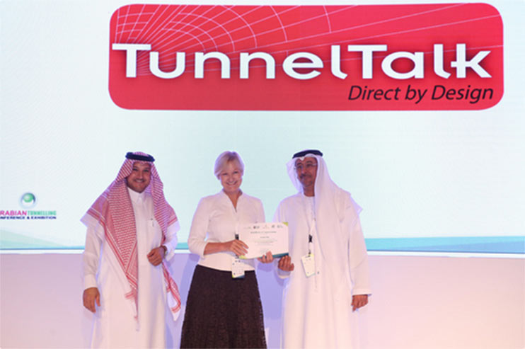 <em>TunnelTalk</em>, an official media partner for ATC and WTC2018
