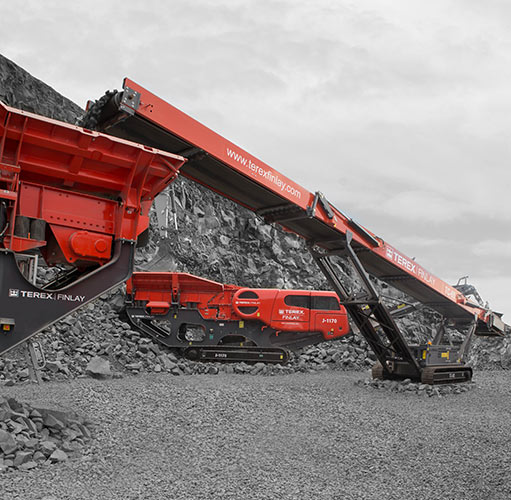 Mobility now enhanced through tracked stockpiling systems